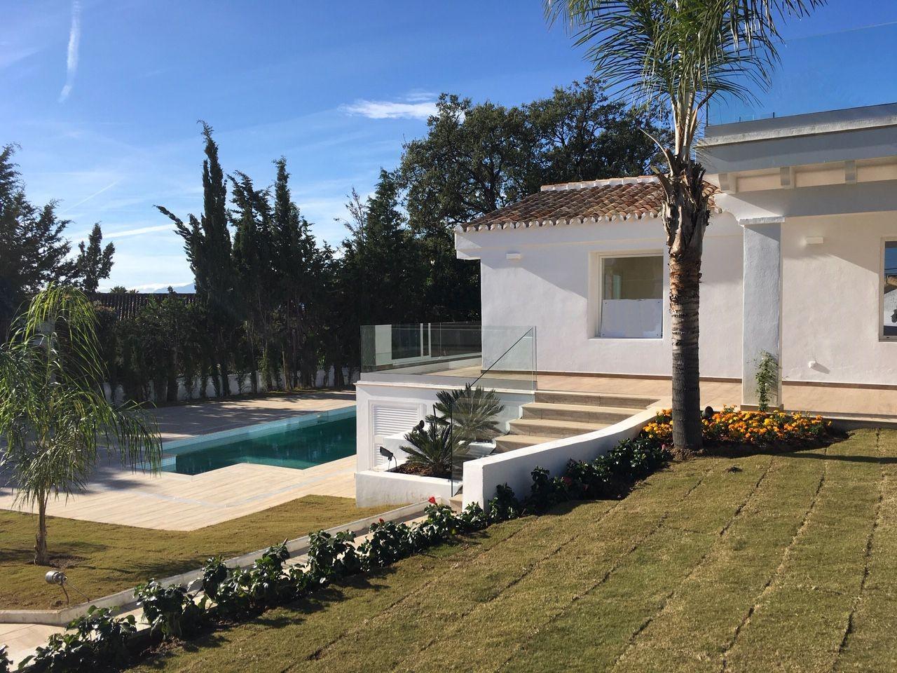 Villa i Marbella East - Gensalg in Lexington Realty