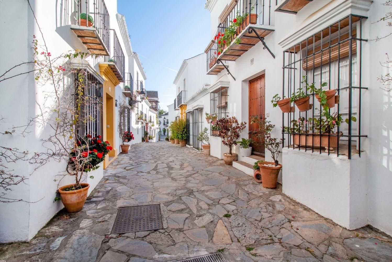 Townhouse in Marbella - Resale