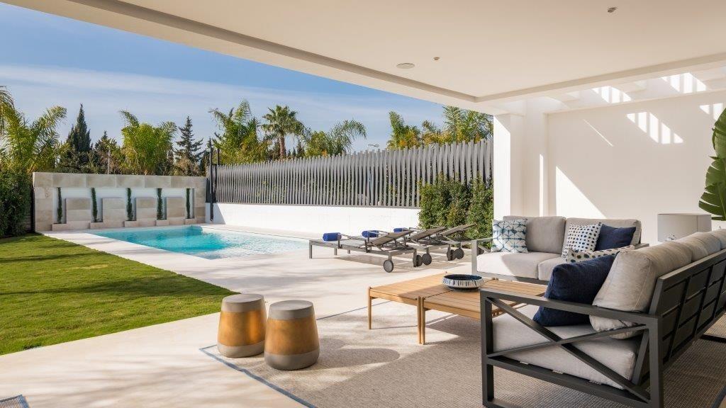Detached Villa in Marbella - Resale