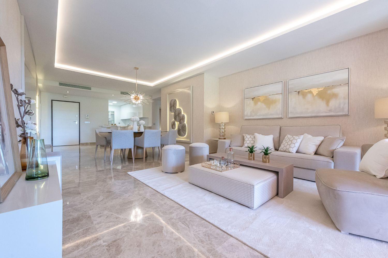 Lägenhet i Marbella - Begagnade